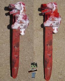Splicer from BioShock worn by RavenDarkness7