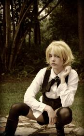 Alois Trancy from Black Butler  by ginkgocrown