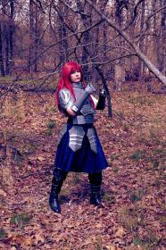 Erza Scarlet from Fairy Tail  by Scarlet Heart Cosplay