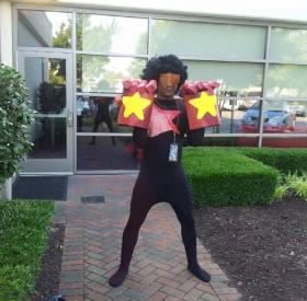 Garnet from Steven Universe  by ICAAN