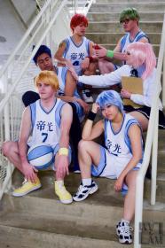Shintarou Midorima from Kuroko's Basketball  by Quinn Silver