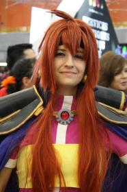 Lina Inverse from Slayers by Veroniku