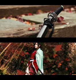 Izumi no Kami Kanesada from Touken Ranbu  by Aki Nii