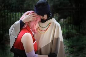 Sakura Haruno from Naruto Shippūden by Aki Nii