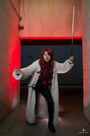 Mitsuru from Persona 3  by Lady Isla