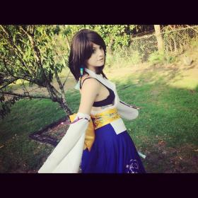 Yuna from Final Fantasy X by blairxblitz