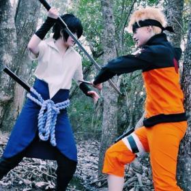 Naruto Uzumaki from Naruto Shippūden by blairxblitz