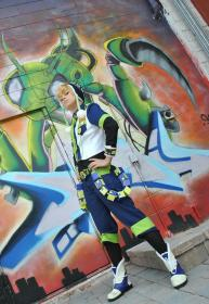 Noiz from DRAMAtical Murder by blairxblitz