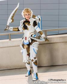 Fiora from Xenoblade Chronicles  by Dusk Till Dawn Cosplay