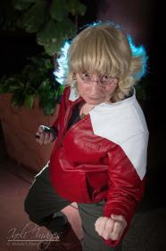 Barnaby Brooks Jr. / Bunny from Tiger and Bunny  by kimu