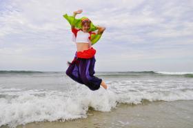Hazuki Nagisa from Free! - Iwatobi Swim Club  by Siddershow