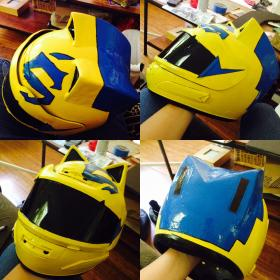 Celty Sturluson from Durarara!!  by Lily Cooke