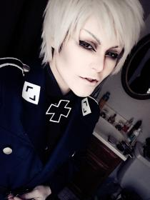 Prussia / Gilbert Weillschmidt from Axis Powers Hetalia  by Devin