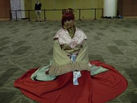 Kougyoku Ren from Magi Labyrinth of Magic  by Kiyrah
