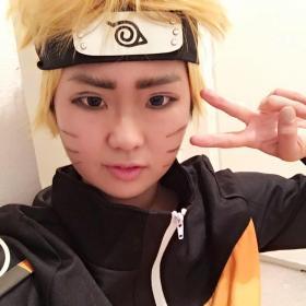 Naruto Uzumaki from Naruto Shippūden  by Shiori