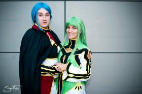 Yuan from Tales of Symphonia (Worn by RosstheBoss56)