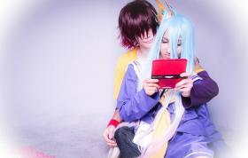 Sora from No Game No Life  by OkamiCos