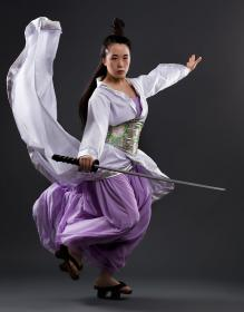 Samurai Jack from Samurai Jack  by Carmilla Jo