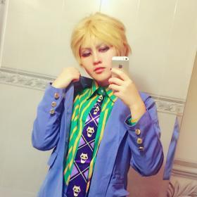 Yoshikage Kira from Jojo's Bizarre Adventure  by Atria