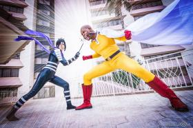 Speed of Sound Sonic from One Punch Man  by Ama-Sama