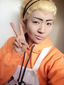 Ukai Kenshin from Haikyuu!!
