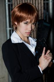 Akane Tsunemori from Psycho-Pass  by Amy - Udon Cosplay