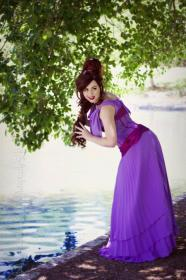 Megara from Hercules  by Zephie