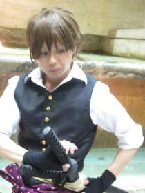 Toudou Heisuke from Hakuouki Shinsengumi Kitan  by kein_krimm