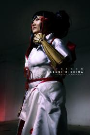 Kazumi Mishima from Tekken 7  by LULU