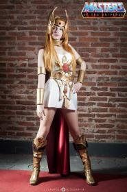 She-Ra from She-Ra Princess of Power  by Iserith
