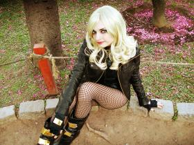 Black Canary from DC Comics  by Iserith