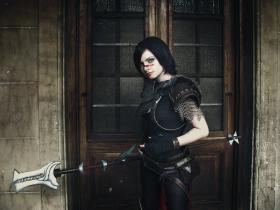 Hawke from Dragon Age 2  by Iserith