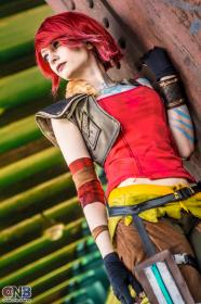 Lilith from Borderlands  by Iserith