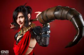 Morrigan from Dragon Age: Origins  by Iserith