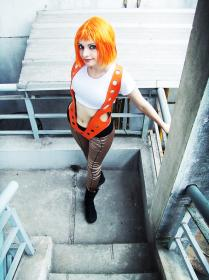 Leeloo from Fifth Element, The  by Iserith