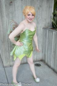 Tinker Bell from Disney Fairies  by Rina Love