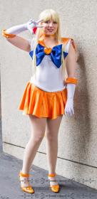 Super Sailor Venus from Sailor Moon Super S  by Rina Love
