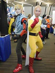 Saitama from One Punch Man  by Zooms