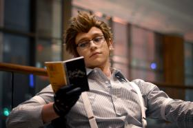 Ignis Scientia (Final Fantasy XV)  by SilverSheep
