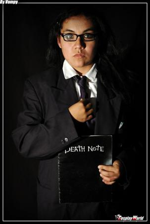 Mikami Teru from Death Note worn by Jessie de Hwoarang