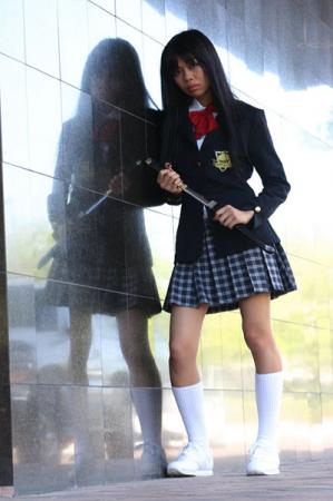 GoGo Yubari from Kill Bill worn by Jinx