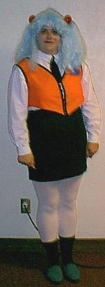 Ruri Hoshino from Martian Successor Nadesico