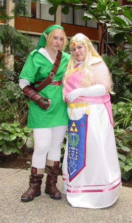 Princess Zelda from Legend of Zelda: Ocarina of Time