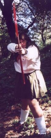 Kagome Higurashi from Inuyasha