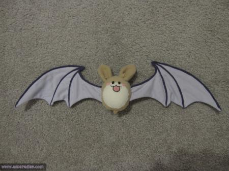 Nazo Koumori (Kou-chan) from Rosario + Vampire worn by waynekaa