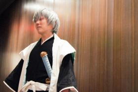 Ichimaru Gin from Bleach worn by waynekaa