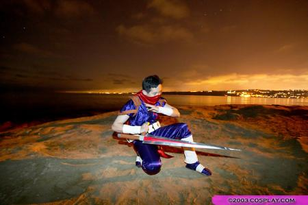 Strider Hiryu from Strider