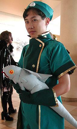 Syaoran Li from Card Captor Sakura worn by waynekaa