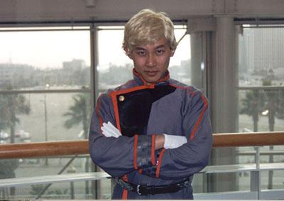 Jadeite / Jedite from Sailor Moon Seramyu Musicals (Worn by waynekaa)