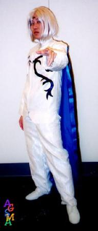 Prince Demando from Sailor Moon Seramyu Musicals worn by waynekaa